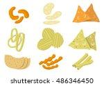 Kinds Of Chips Or Crisp Junk...