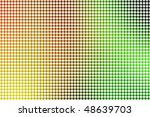 doted vector mosaic   Shutterstock .eps vector #48639703