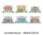 Flower Shop  Laundry  Barber ...