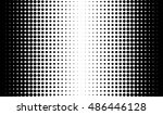 gradient background with dots... | Shutterstock .eps vector #486446128