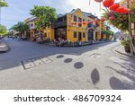 hoi an  vietnam   july 17  2015 ... | Shutterstock . vector #486709324