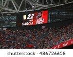 bilbao  spain   september 18 ... | Shutterstock . vector #486726658