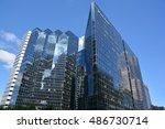montreal quebec canada 09 15...   Shutterstock . vector #486730714
