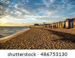 melbourne  australia   july 18  ... | Shutterstock . vector #486753130