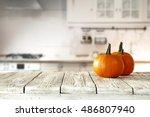 Solar Autumn Pumpkin In The...