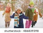 happiness   Shutterstock . vector #486839398