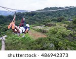 monteverde  costa rica   may 29 ... | Shutterstock . vector #486942373