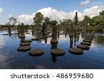 Beautiful Water Palace Of Tirta ...