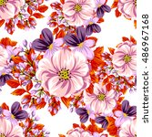 abstract elegance seamless...   Shutterstock .eps vector #486967168
