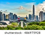 shenzhen  china   september ... | Shutterstock . vector #486975928
