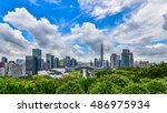 shenzhen  china   september ... | Shutterstock . vector #486975934