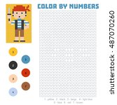 Color By Number  Education Gam...