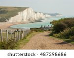 View Towards The Seven Sisters...