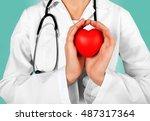 doctor.   Shutterstock . vector #487317364