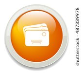 credit card icon | Shutterstock .eps vector #487339978