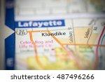 klondike. indiana. usa | Shutterstock . vector #487496266