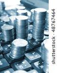 business   e commerce | Shutterstock . vector #48767464