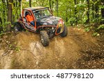 sarata monteoru  buzau  romania ... | Shutterstock . vector #487798120