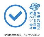 ok icon with bonus images....