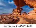 Panoramic View Of Natural Rock...