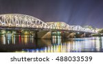 hue  vietnam   dec 28  2015 ... | Shutterstock . vector #488033539