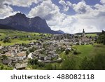 the picturesque village of... | Shutterstock . vector #488082118
