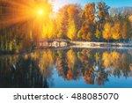 Beautiful Autumn Scene....