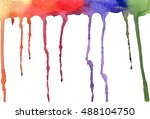 background color water drops on ...   Shutterstock . vector #488104750