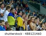 odessa  ukraine   september 15  ... | Shutterstock . vector #488121460