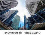 singapore  aug. 7  2016  ... | Shutterstock . vector #488136340