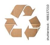 Recycling Symbol Made Of...