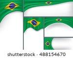 abstract brazil flag  brazilian ...