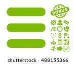 stack icon with bonus...