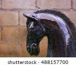 A Horse Ceramic Pottery In...
