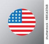 united states | Shutterstock .eps vector #488163568