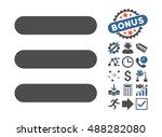 stack icon with bonus images....