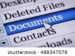documents. my own design of...