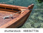 Old Fishing Boat With...