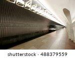 Metro Station Shabolovskaya  I...