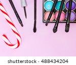 Christmas Makeup Cosmetics....