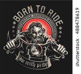 rider | Shutterstock .eps vector #488478619