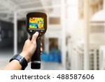 Technician Use Thermal Imaging...