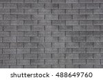roof shingle background | Shutterstock . vector #488649760