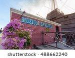 malacca  malaysia  19 may 2016  ...   Shutterstock . vector #488662240