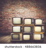 antique and vintage style photo.... | Shutterstock . vector #488663836