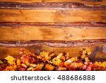 Autumn Background With Leaves ...