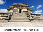 the chennakeshava temple built... | Shutterstock . vector #488706118