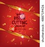 Ribbon Cutting Ceremony...