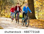 healthy lifestyle   people... | Shutterstock . vector #488773168