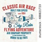 Air Racing Illustration ...